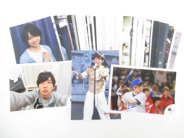 ジャニーズJr. Travis Japan 中村海人 公式写真 50枚 生写真 ジャニショ オフショット フォトセット