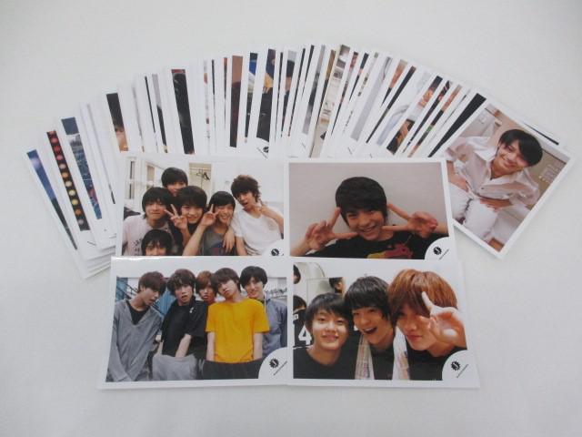ジャニーズJr. Travis Japan 公式写真 100枚 生写真 ジャニショ オフショット