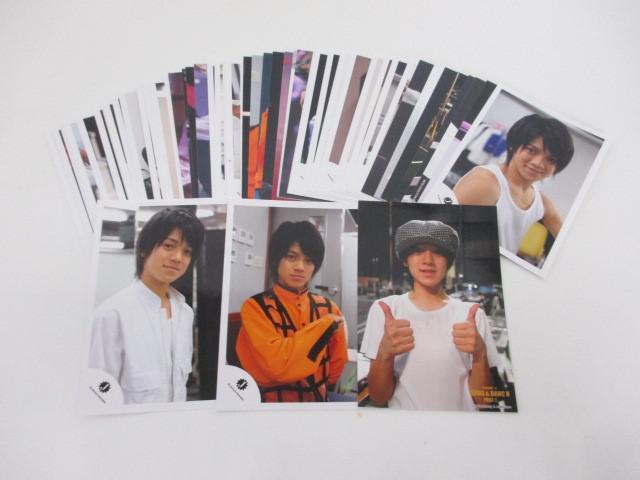 ジャニーズJr. Travis Japan 宮近海斗 公式写真 50枚 生写真 ジャニショ オフショット